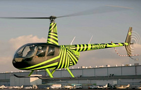FlightOS для Robinson R44